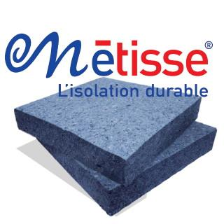 METISSE, l'isolation thermique durable