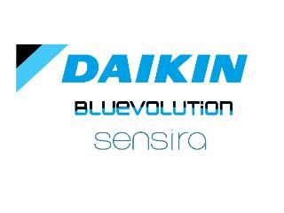 La Pompe à chaleur Air Air Daikin SENSIRA, un climatiseur réversible nouvelle génération