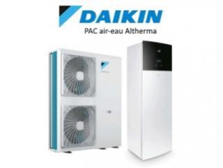 Un financement à 0% et la pose à 1 euro pour une pompe à chaleur ALTHERMA Daikin